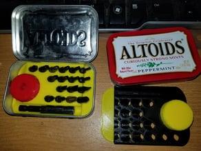 Altoids Screwdriver Set