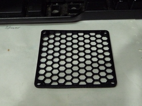 Yet Another 80mm fan grille