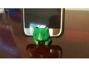 Bulbasaur Phone Stand (adjusted)