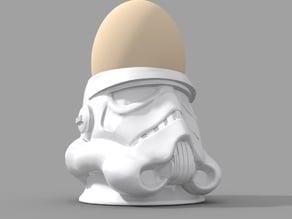 Stormtrooper Egg Cup