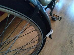 Bicycle Mudguard Clip
