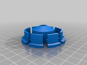 eSun filament spool hub