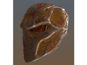 DeathStroke Concept Mask