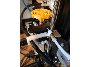 Creality Filament Guide Bowden Tube