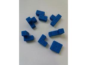 Tetris 3D Microlog