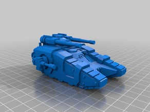 15mm Scale Sicaran Tank