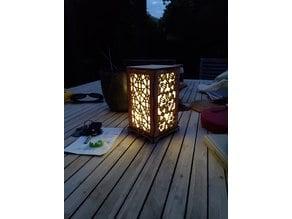 Polygonia lamp