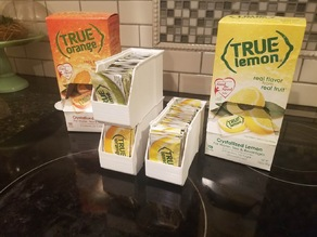 True Lemon Storage Box
