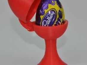 FabEggJay 3D Printed Easter Egg Holder