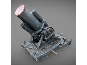 Cannon from WW1