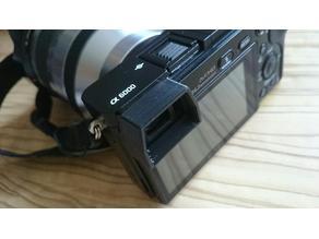 sony alpha 6000 eyepiece - flex
