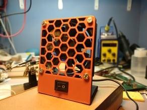 Simple Fume Extractor - 80mm fan