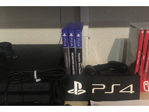 PS4 Game Stand