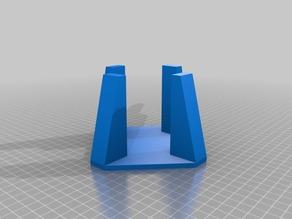vertical stand fort Lego Saturn V/ support vertical pour Saturn V de Lego