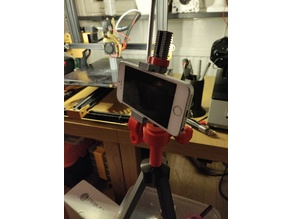 universal phoneholder for tripod by Ch_Create