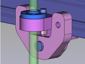 Lead_Screw_Bracket (Self-Adjusting)