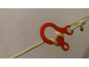 Rope tension adjuster