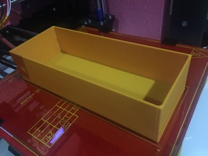 box with optional extension 65x170x h40-infinity