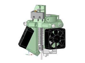 Kossel effector for E3D V6