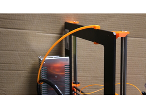 Prusa i3 MK2/s Cable management Guide