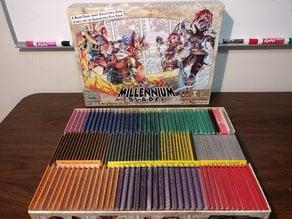 Millennium Blades Complete Organizer