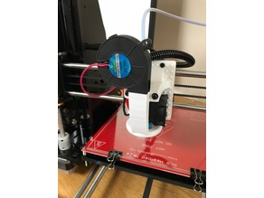 Extruder holder for Geeetech i3