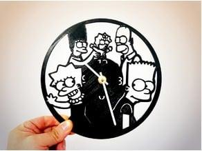 Reloj Simpsons
