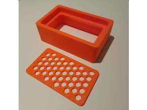 soap box for IKEA's bathtub caddy
