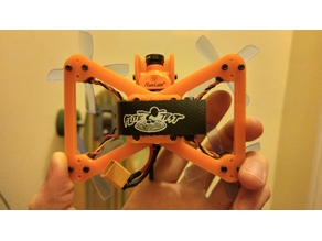 "2"" frame for Runcam Split Mini"
