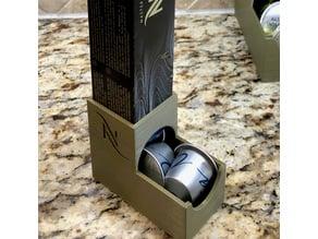 Nespresso Original Line Pod Capsule Dispenser / Holder for original box