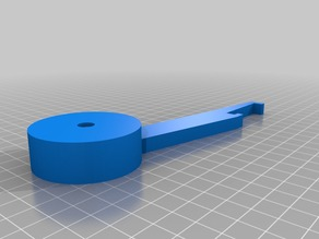 Spool holder for Prusa I3 Rework 1.5