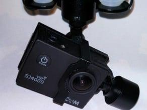 Walkera G3D Gimbal Clip for SJcam