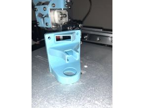 Cetus3D 40mm Fan Duc-Air distribution optimized