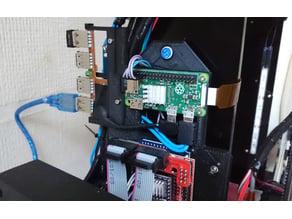 Anet A8 Ramps 1.4 & Rapsberry Pi Zero Mount.
