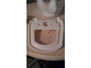 Inmoov head stand - hollowed