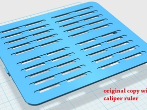 Dremel 3D Idea Builder Side Panel Side Cap Flashforge Dreamer