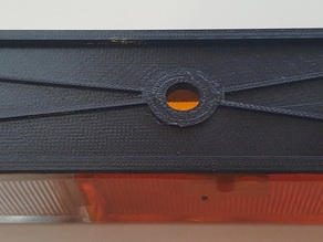 Datsun 510 / 1600 front indicator back covers