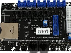 MakerBot Motherboard v2.4