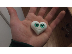 Valentines Day Heart (12mm Eyes Remix)