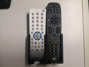Parametric multi remote holder