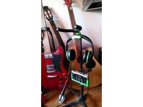 Headphone Guitar Hanger