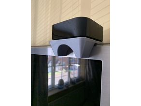 Apple TV Stand for Samsung LED TV