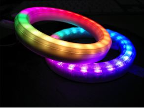 Neopixel Ring Enclosure