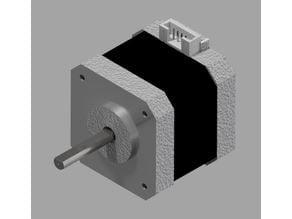 Nema 17 Stepper Motor 42 x 42 x 40mm 1.7A Holding Torque 4.0 kg cm 1.8 deg