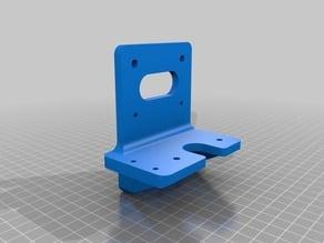 MakerFarm i3v X-Carriage w/BLTouch