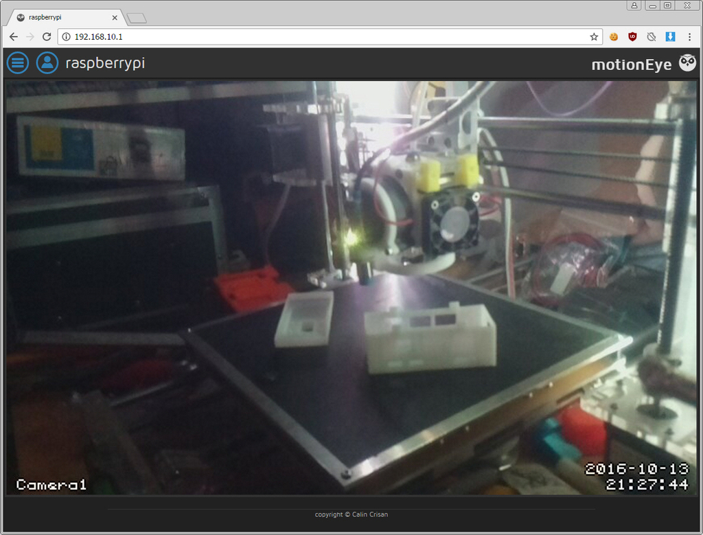 Pi Zero + Zero4U CCTV case by Xylitol - Thingiverse