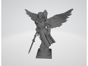RPG Miniature - Archangel
