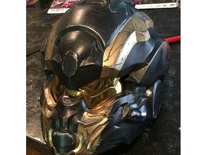 Halo 5 Teishin Helmet smoothed