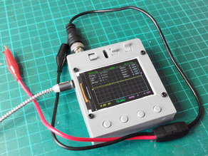 case - DSO138 mini oscilloscope 001