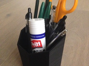 Stationary holder